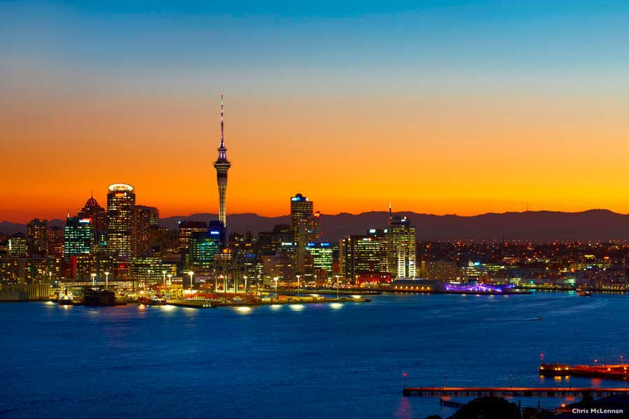 10 Day New Zealand <br>Guided Tour