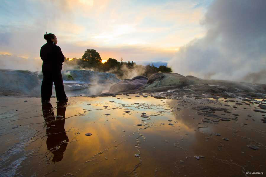 Rotorua New Zealand luxury itinerary