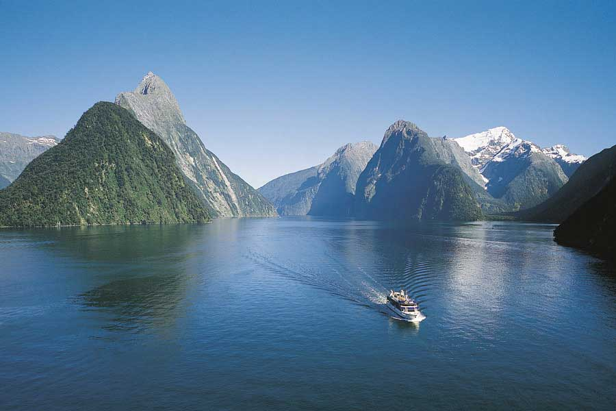 10 Day New Zealand <br>Family Guided Tour