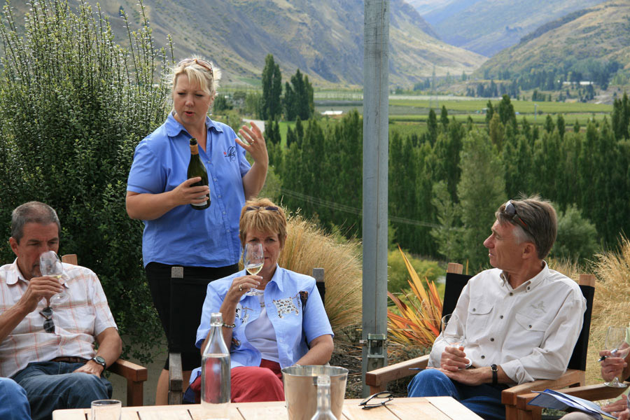 Appellation Central Otago wine tours Queenstown