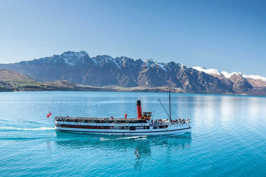 TSS Earnslaw Cruise Queenstown
