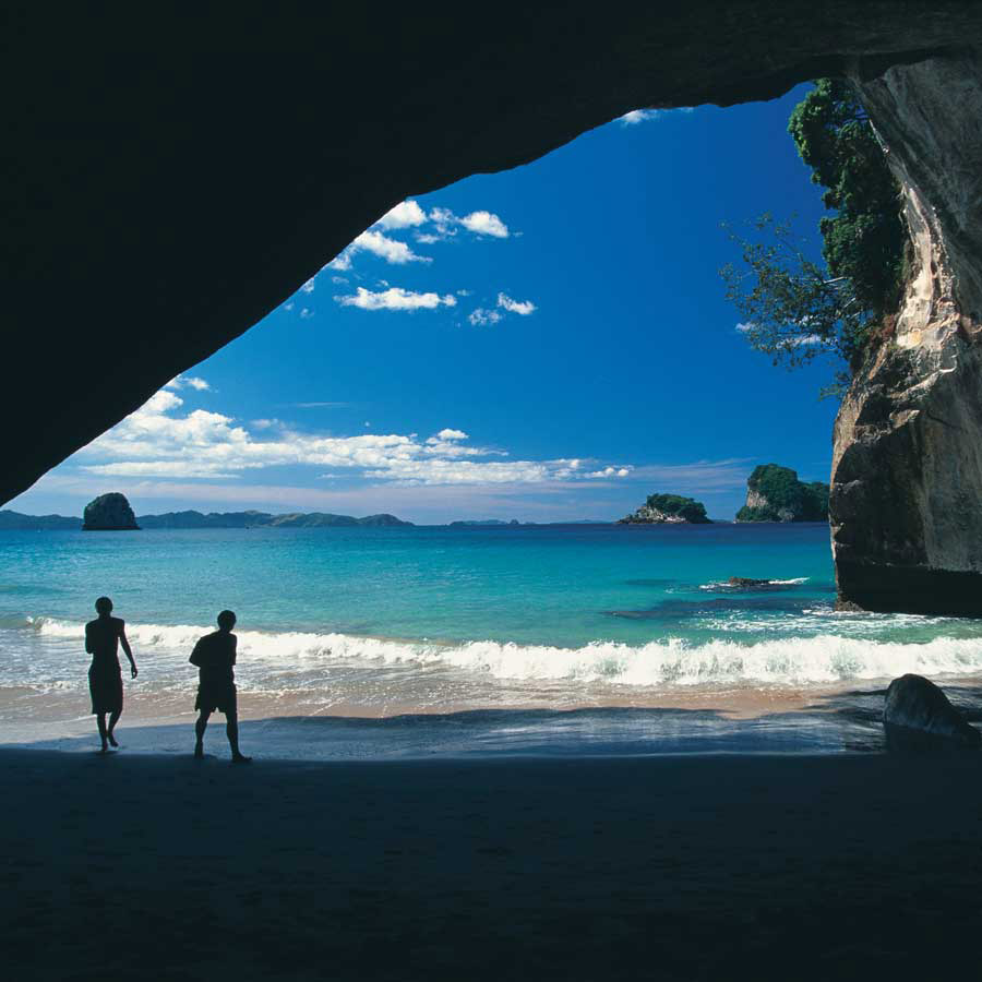 Cathedral Cove, Coromandel, New Zealand