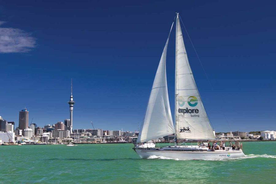 cruises from auckland