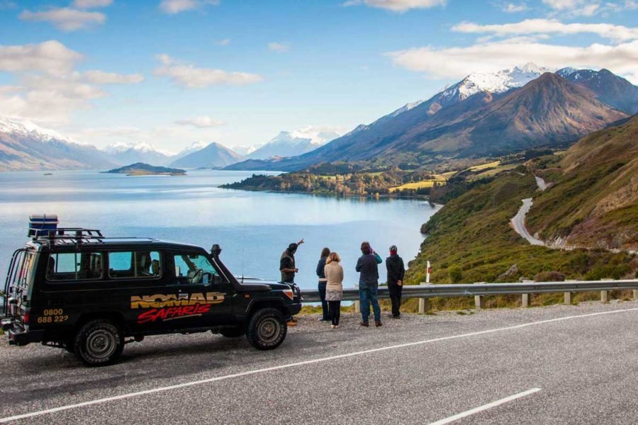 lord of the rings tour guided tours south island new zealand
