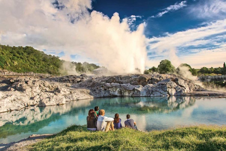 14 Day North Island Family Guided Tour