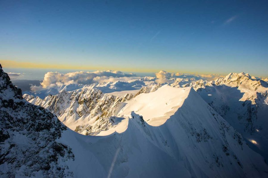 mount cook luxury small group tours new zealand