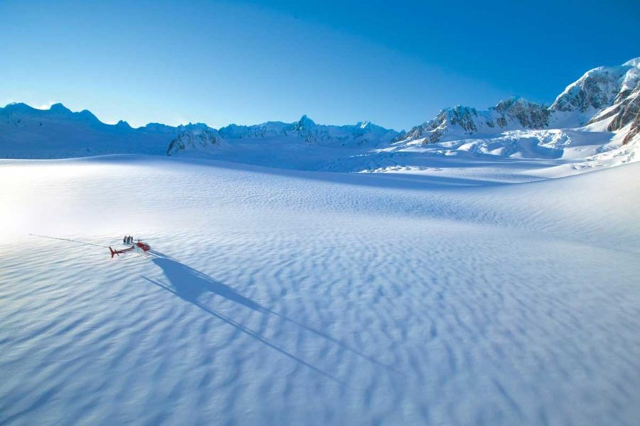 new zealand glaciers escorted tours
