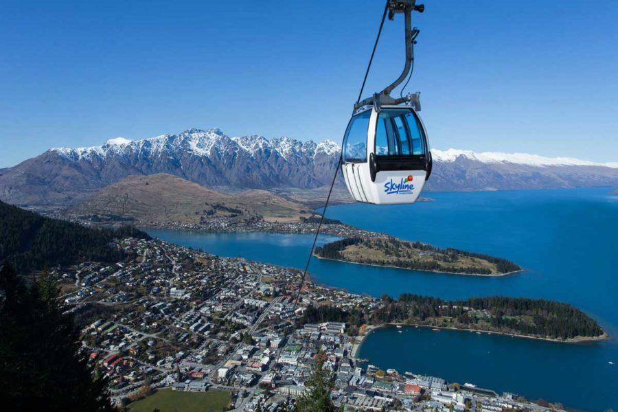 queenstown gondola new zealand vacation packages