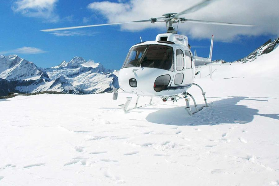 New Zealand Helicopter Tour Experience | New Zealand Guided Tours