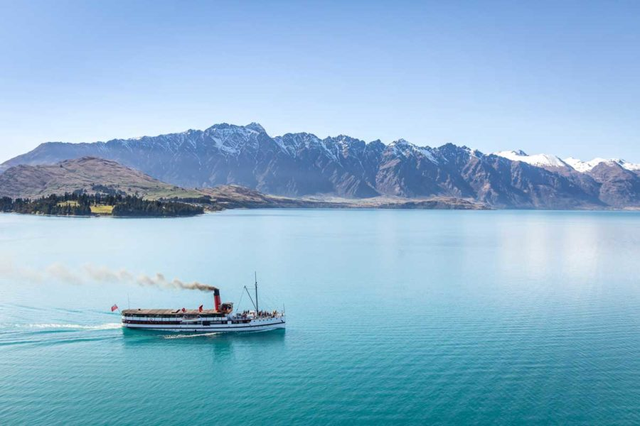 tss earnslaw new zealand family tour packages